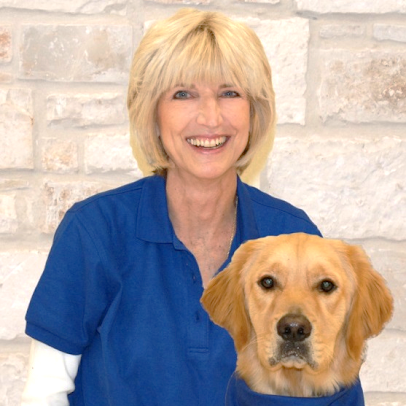 PAWS for Service READ Coordinator Bernie and Gus