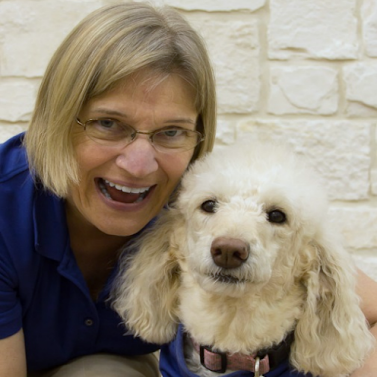 PAWS for Service Membership Coordinator Cindy and Sunny