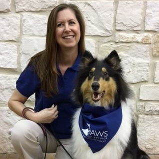 PAWS for Service Assistant Krista and Presley